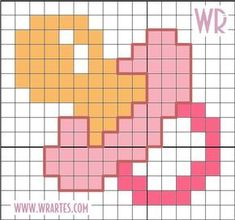 quilting like crazy Tiny Cross Stitch, Baby Cross Stitch Patterns, Cat Cross Stitches, Cross Stitch For Kids, Cross Stitch Cards, Bead Loom Patterns, Cross Stitch Designs, Cross Stitching, Beading Patterns