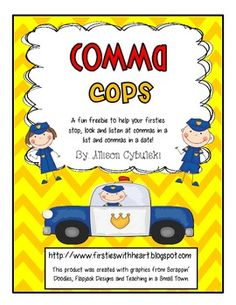 ... commas in: *dates *a series *greetings & closings of letters
