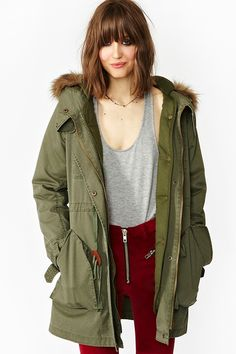 Downtown Parka