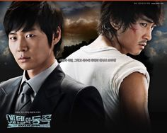 East of Eden / 에덴의 동쪽 (2009) K-drama: This drama revolves around the fate of two men born in the 60s at the same time, and in the same hospital, of a coal mining town... http://www.hancinema.net/korean_movie_East_of_Eden.php