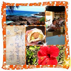 Beautiful oceans, good food, and friendly staff make Puka Dog one delicious place for lunch!  Why not experience a Puka Dog today?  :)