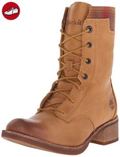 Timberland a12in WHITTEMORE F/L Lace Weizen Leder Stiefel - Timberland schuhe (*Partner-Link)