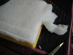 great tutorial on reupholstering seats -- chairs are gorgeous ~~~~