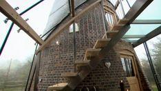 "Képtalálat a következőre: ""Reeds Mill near Kingston"" The Restoration Man, George Clarke, Old Windmills, Theme Tunes, Under The Hammer, Spin Me, Glass Extension, Night Garden, Brickwork"