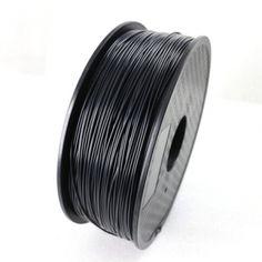 Zebra HIPS Filament schwarz black 1,75mm 1kg ✓ zertifiziert ✓ Premium Qualität ✓ attraktiver Preis ✓ Blitzversand aus Berlin ✓ viele andere Materialien vorhanden