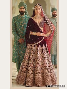 Click visit link above for more info Indian Wedding Fashion, Indian Wedding Outfits, Bridal Outfits, Indian Outfits, Indian Fashion, Bridal Dresses, Bridal Lehenga 2017, Sabyasachi Lehenga Bridal, 2017 Bridal
