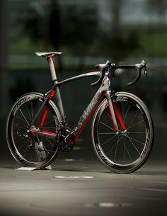 Specialized Venge McLaren (MSRP: $18,000.00 ).