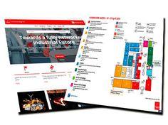 La feria industrial Hannover Messe 2015 se celebrará, una vez más, del 13 al 17 de abril de 2015