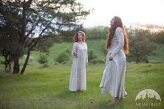 Viking Linen Costume Tunic