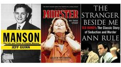 Charles Manson and Other Scary Serial Killer Stories