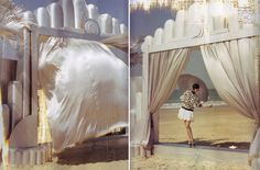 Vogue Nippon Silver screen2 /Andy Hillman/Tim Walker Tim Walker Photography, Scientific American, Dark Interiors, Set Design, Stage, Homemade, Fantasy, Poses, Studio