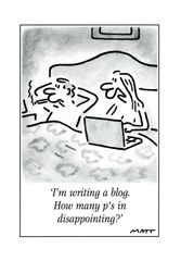 #Blogger #Humour Funny Greeting Cards, Funny Cards, Funny Greetings, Social Media Humor, A Cartoon, Disappointment, Blogging, Writing, Marriage