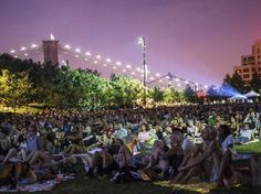 See the full lineup for the outdoor movies in Brooklyn Bridge Park