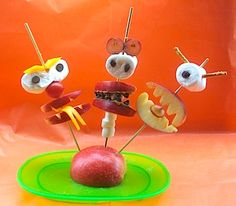 More great Halloween treat/party snack ideas