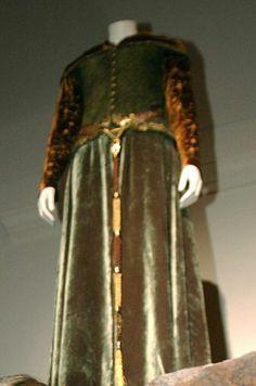 Eowyn's riding dress