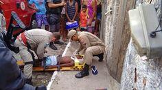 JORNAL O RESUMO - BOLETINS POLICIAIS COM FOTOS JORNAL O RESUMO: Fugiu e atropelou criança - Tiros no bairro Jardim...