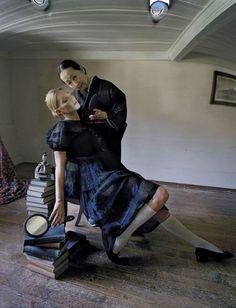 Kate Moss by Tim Walker for Vogue Italia September 2015 6