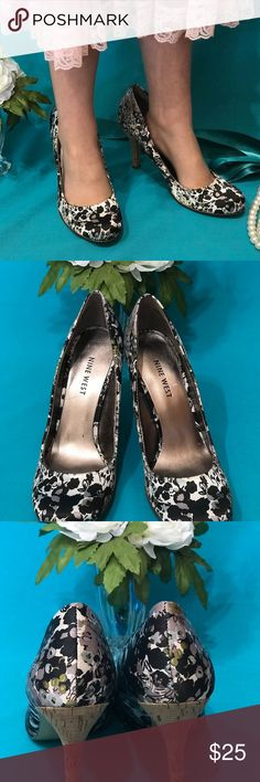 🌸JUST IN!! Nine West Satin Ambitious Heels These satin heels are so stylish! I'm sad they aren't my size. But they will go perfectly with a little black dress or work slacks. Wear shown in photos. 🌟🌟Bundle 2+ Listings for Additional Discounts!🌟🌟 Nine West Shoes Heels