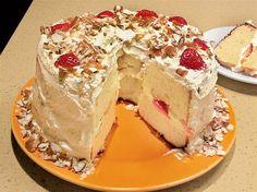 Daddy's Birthday Cake (aka Franny's Sunshine Cake)