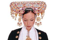 Norwegian Bridal Bunad