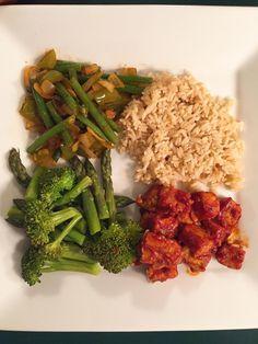 General Tso's Tempeh  #Vegan #Vegetarian #DairyFree #Tempeh #Dinner #Recipe #VeganDinner #VeganRecipe #BellinisToBlooms #VegaTable #VegaTableRI #Blog #Blogger #BlogPost