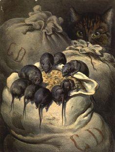 Gustave Doré - Le dernier banquet