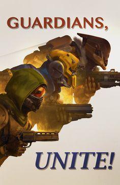 Destiny: Guardians Unite! - Garrett Post