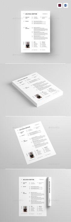CV Resume Design Template, Creative Resume Templates, Cv Design, Resume Cv, Words, Resume, Design Resume, Horse, Resume Design