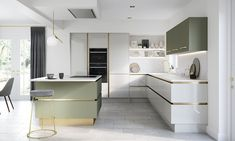 The pared-back, handleless look is at the heart of contemporary kitchen design for 2020.  And whilst we love a true handleless design for its push-open & close doors, we also like to remind our clients that you can achieve this same sleek look with recessed handles. You can even line them with contrasting colours and materials to add interest. Either way, you achieve a clean, modern design that will be envied by your friends and family! To discuss your kitchen design options, drop us an…