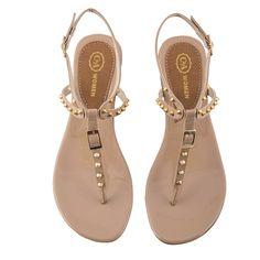 Sandalias Cute Sandals, Shoes Sandals, Heels, Heeled Boots, Shoe Boots, Shoes World, Shoe Show, Bare Foot Sandals, Slingback Sandal