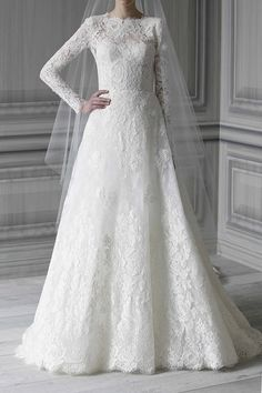 Hey, I found this really awesome Etsy listing at https://www.etsy.com/listing/208885119/lace-wedding-dress-long-sleeve-wedding