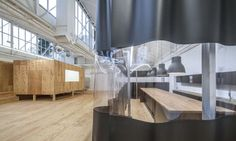 Quiksilver Concept Showroom by Clemens Bachmann Architekten, Munich – Germany