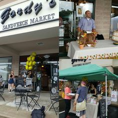 OPENING IN 15 MINUTES!  #gordysmarket #rustbeltmade market #artisans #sandveech