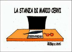 La stanza di Mario Cervi | 18 novembre 2015