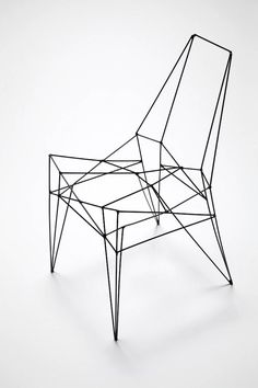 Stunning Geometrical Chair