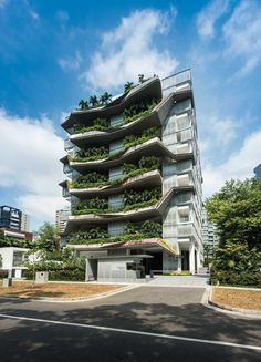HOMES IN THE SKY - Singapore Wei Wei