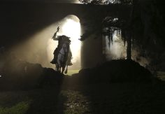 Repin if you enjoyed seeing the Horseman ride again in Sleepy Hollow! MON 9/8c, on FOX!