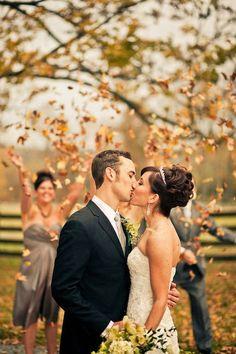 свадеба осень дождь отражения - Пошук Google
