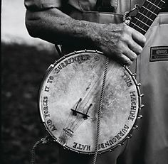Pete Seeger, Clearwater Revival by Anne Liebowitz