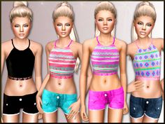 Teen Power Outfit by Margeh75 - General Download - BTBsims
