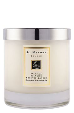 Jo Malone™ Vanilla & Anise Scented Home Candle available at #Nordstrom