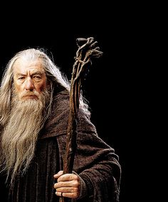 Gandalf the Grey Gandalf, 4 Tattoo, O Hobbit, Lotr Trilogy, Ian Mckellen, Karl Urban, Jrr Tolkien, High Fantasy, Black And White Portraits