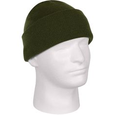 22611e173c9 Deluxe Fine Knit Watch Cap - Rothco - SAFETY ORANGE COLOR