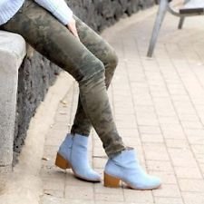 ZARA Woman BNWT Blue Suede Leather Cowboy Boots EU 38 39 UK 5 6 2152/001  $74.39    End Date:  Apr-26 05:08   Buy It Now for only: US $74.39  Buy it now    |  http://bayfeeds.com/ebayitem.php?i=172012736780&u=3464&f=3228