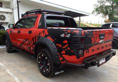 FORD RANGER Double Cab 4×4 2.2L Wildtrak 6AT