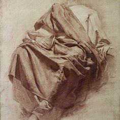 """Paul Getty Museum di Los Angeles accoglie la mostra """"Spectacular Mysteries: Renaissance Drawings Revealed"""", un'occasione per Academic Drawing, Academic Art, Figure Drawing, Drawing Reference, Drapery Drawing, Classic Artwork, Getty Museum, Cleveland Museum Of Art, Michelangelo"""