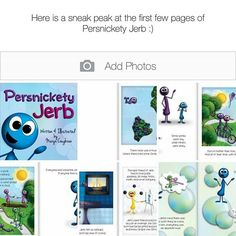 For a sneak peak at the intro of Persnickety Jerb, check out and LIKE his Facebook page. Link in bio  https://www.facebook.com/PersnicketyJerb/