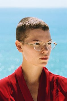 Midday heat, crystalline water and the taste of salt in the air – The 2016 MYKITA campaign transports the senses to a Mediterranean island in summer.   https://mykita.com/lookbook-2016