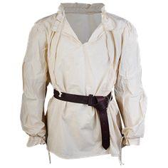For my hubby for the Ren fair. Bastian Shirt