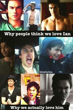 Why we love Ian